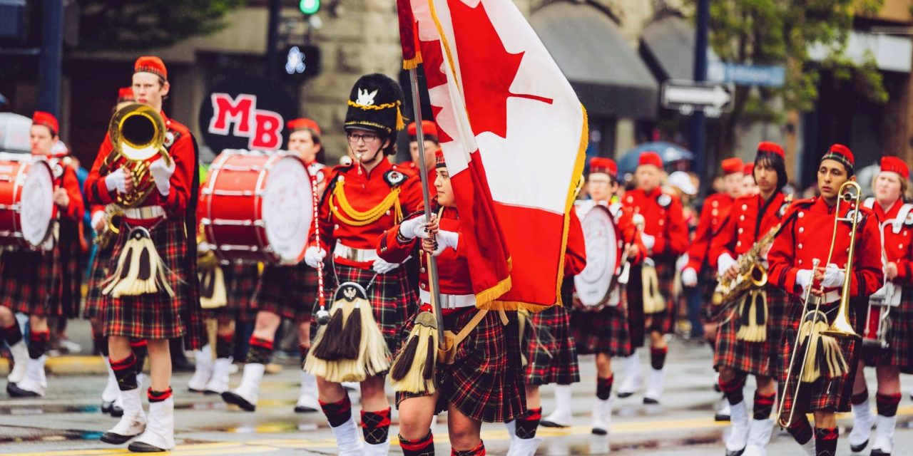On July 1, Let's Celebrate Canada Day Virtually! Everyone is Invited!